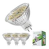 GU5.3 LED Lampen UBITREE MR16 Warmweiß Led Mit Qualitätsglaslampenschale...
