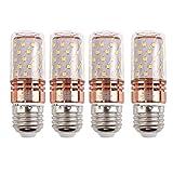 E27 LED Glühbirne 12W 6000K Kaltweiß Ersatz 80-100W Glühlampe für Garage Lager...